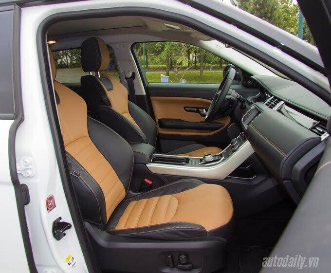 Đánh giá Range Rover Evoque 2016: Ngày càng sắc bén - Hình 11