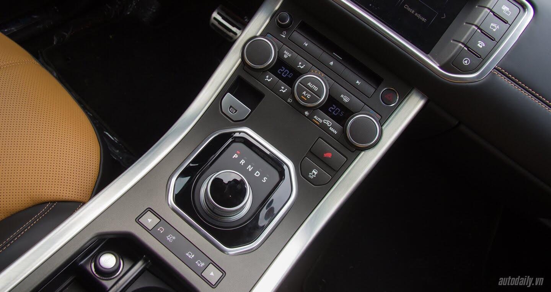 Đánh giá Range Rover Evoque 2016: Ngày càng sắc bén - Hình 13