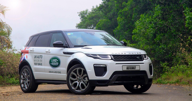 Đánh giá Range Rover Evoque 2016: Ngày càng sắc bén - Hình 18