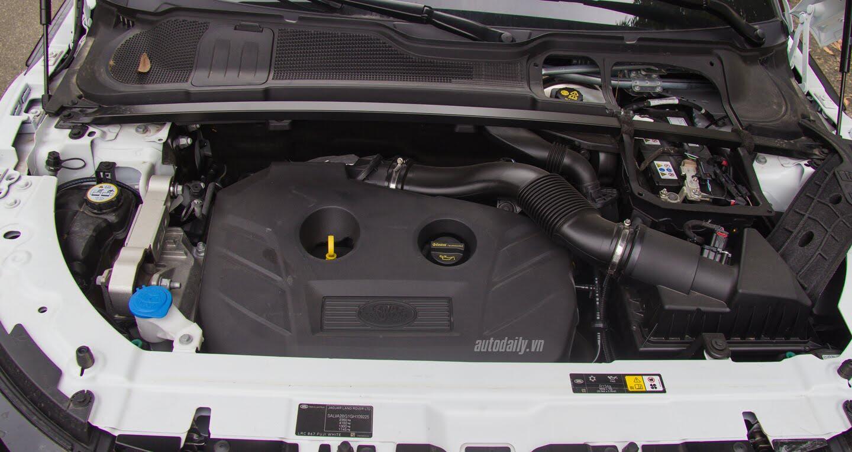 Đánh giá Range Rover Evoque 2016: Ngày càng sắc bén - Hình 19