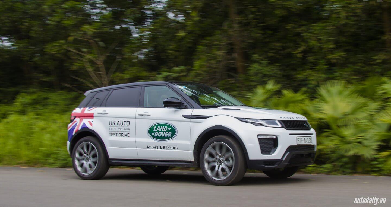 Đánh giá Range Rover Evoque 2016: Ngày càng sắc bén - Hình 20