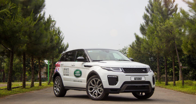 Đánh giá Range Rover Evoque 2016: Ngày càng sắc bén - Hình 22