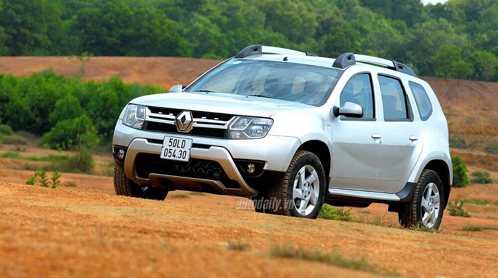Đánh giá Renault Duster: SUV cho người thực dụng - Hình 1