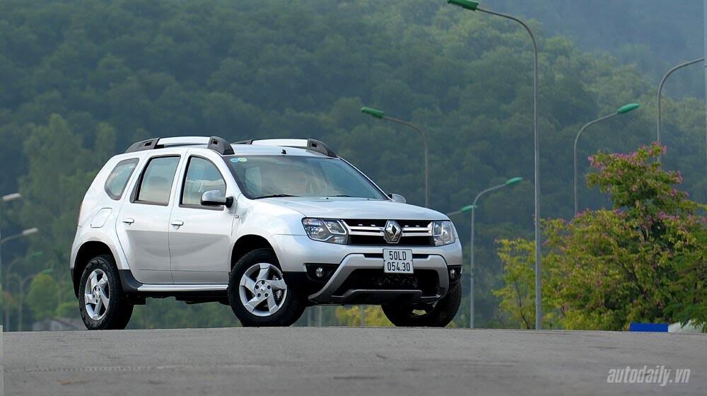 Đánh giá Renault Duster: SUV cho người thực dụng - Hình 2