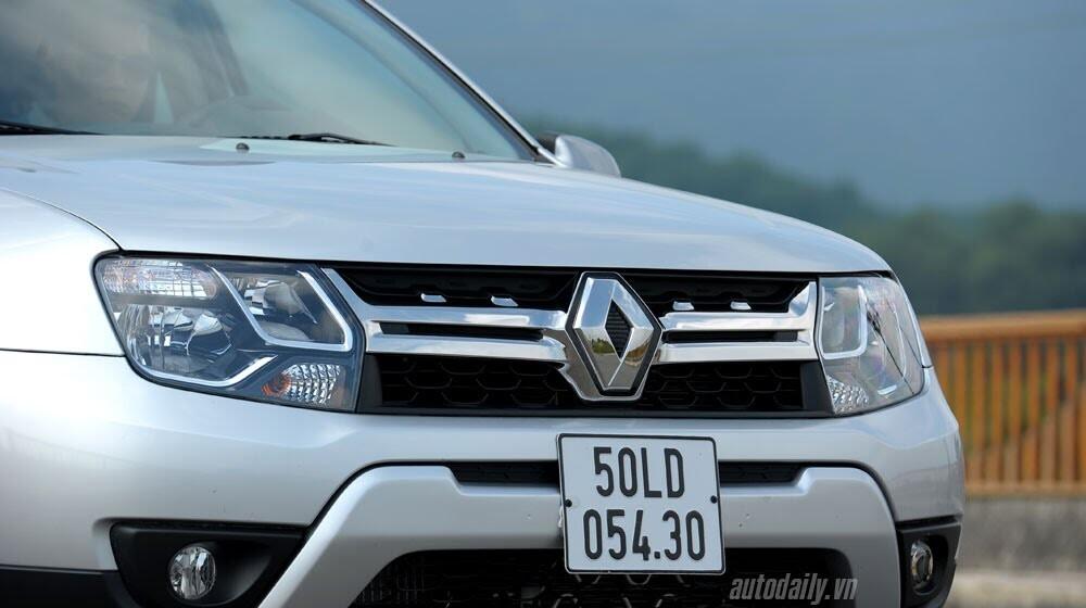 Đánh giá Renault Duster: SUV cho người thực dụng - Hình 5