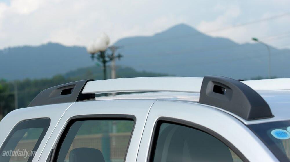 Đánh giá Renault Duster: SUV cho người thực dụng - Hình 6