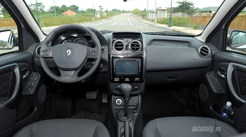 Đánh giá Renault Duster: SUV cho người thực dụng - Hình 8
