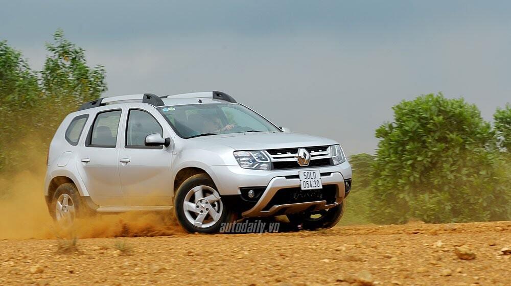 Đánh giá Renault Duster: SUV cho người thực dụng - Hình 13