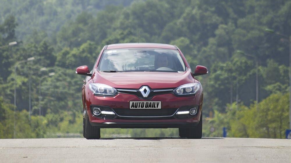 Đánh giá Renault Megane Hatchback 2015: Lựa chọn không tồi - Hình 1