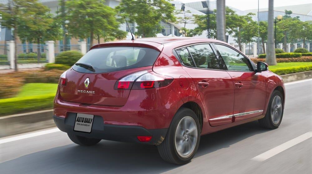 Đánh giá Renault Megane Hatchback 2015: Lựa chọn không tồi - Hình 12