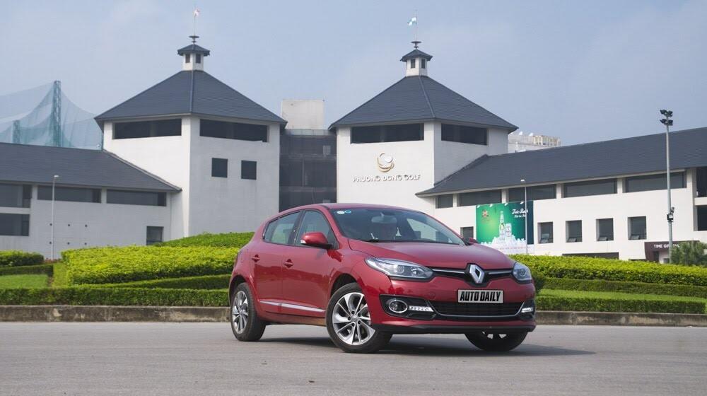 Đánh giá Renault Megane Hatchback 2015: Lựa chọn không tồi - Hình 17