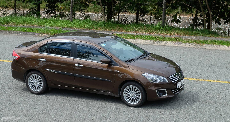 Đánh giá Suzuki Ciaz - Sedan thực dụng cho người Việt - Hình 1