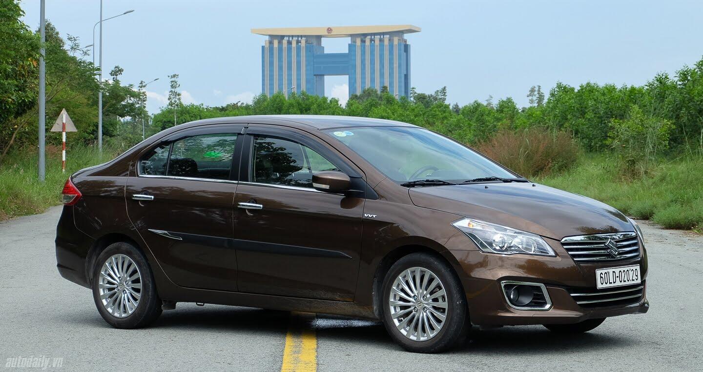 Đánh giá Suzuki Ciaz - Sedan thực dụng cho người Việt - Hình 2