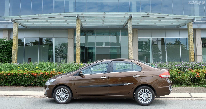 Đánh giá Suzuki Ciaz - Sedan thực dụng cho người Việt - Hình 3