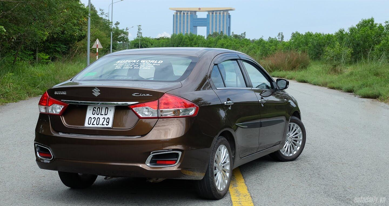 Đánh giá Suzuki Ciaz - Sedan thực dụng cho người Việt - Hình 4