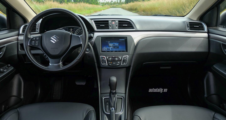Đánh giá Suzuki Ciaz - Sedan thực dụng cho người Việt - Hình 5