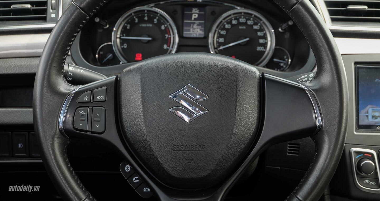 Đánh giá Suzuki Ciaz - Sedan thực dụng cho người Việt - Hình 6