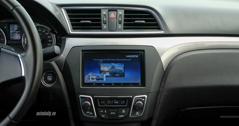 Đánh giá Suzuki Ciaz - Sedan thực dụng cho người Việt - Hình 7