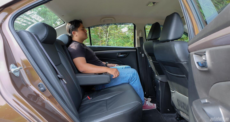 Đánh giá Suzuki Ciaz - Sedan thực dụng cho người Việt - Hình 8