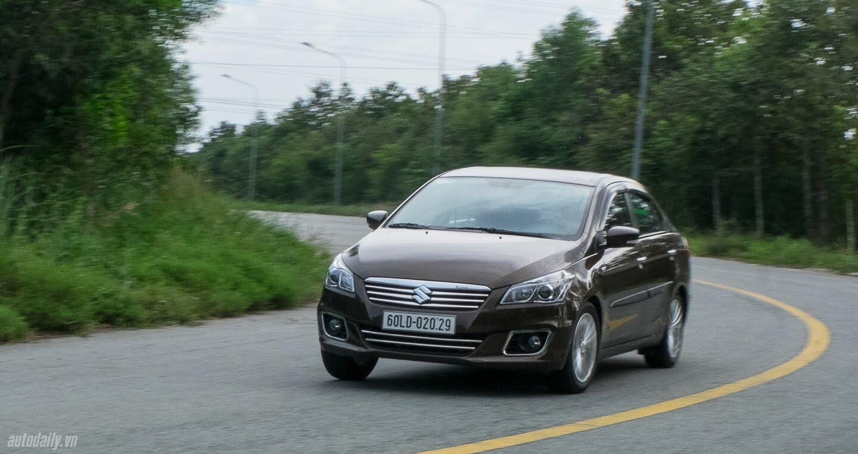 Đánh giá Suzuki Ciaz - Sedan thực dụng cho người Việt - Hình 11