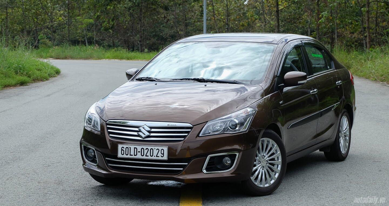 Đánh giá Suzuki Ciaz - Sedan thực dụng cho người Việt - Hình 12