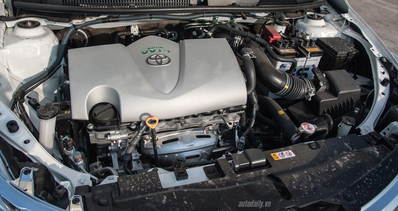 Đánh giá Toyota Vios 2016: Ấn tượng từ hộp số và cảm giác lái - Hình 2