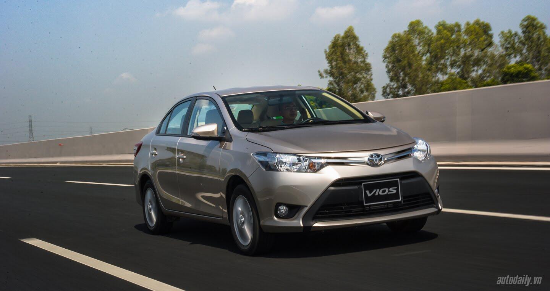 Đánh giá Toyota Vios 2016: Ấn tượng từ hộp số và cảm giác lái - Hình 4