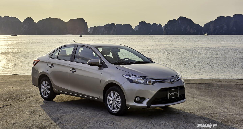 Đánh giá Toyota Vios 2016: Ấn tượng từ hộp số và cảm giác lái - Hình 9