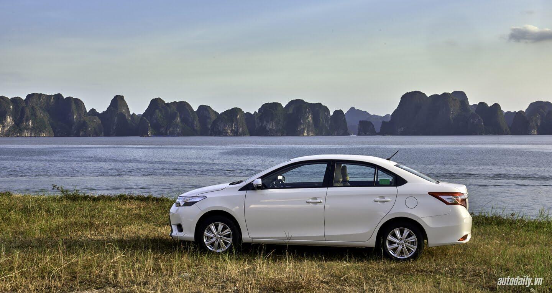 Đánh giá Toyota Vios 2016: Ấn tượng từ hộp số và cảm giác lái - Hình 13