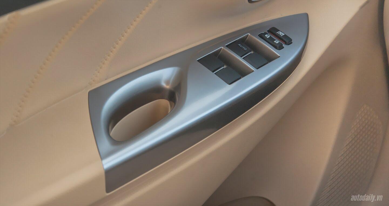 Đánh giá Toyota Vios 2016: Ấn tượng từ hộp số và cảm giác lái - Hình 18
