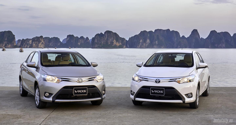 Đánh giá Toyota Vios 2016: Ấn tượng từ hộp số và cảm giác lái - Hình 22