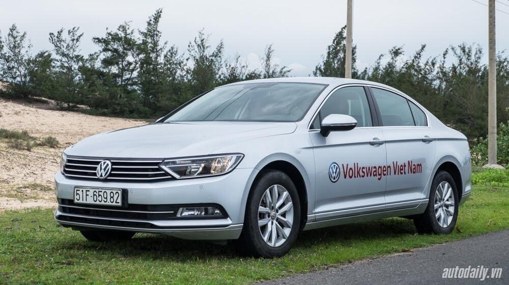 Đánh giá Volkswagen Passat 2016 – Sedan hạng D cho người trẻ - Hình 1