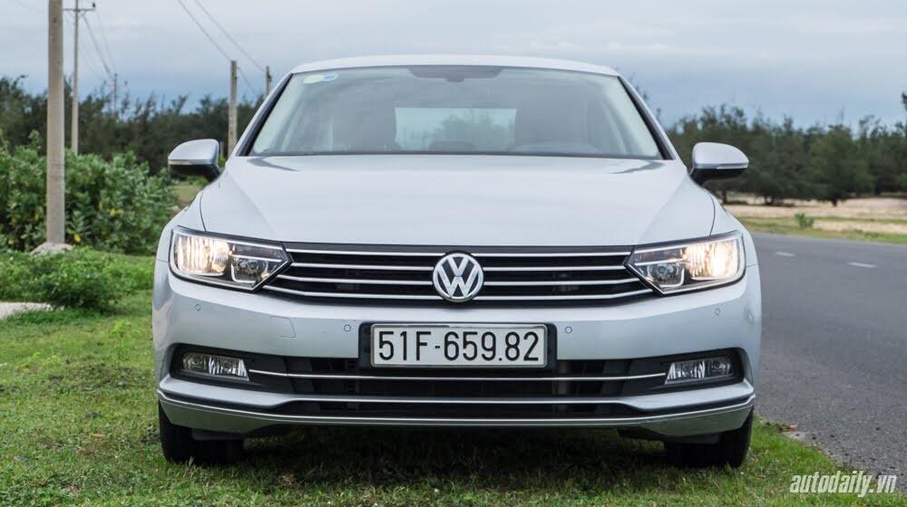 Đánh giá Volkswagen Passat 2016 – Sedan hạng D cho người trẻ - Hình 2