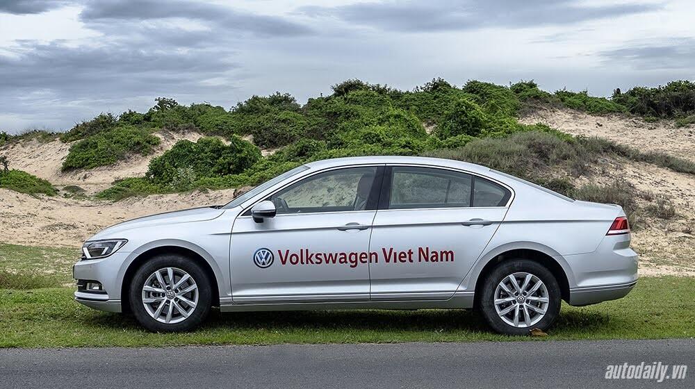 Đánh giá Volkswagen Passat 2016 – Sedan hạng D cho người trẻ - Hình 3