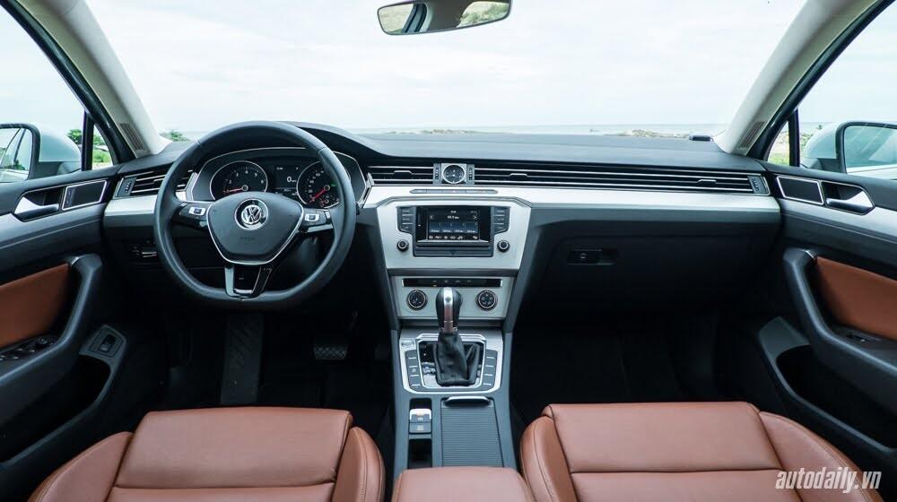 Đánh giá Volkswagen Passat 2016 – Sedan hạng D cho người trẻ - Hình 5