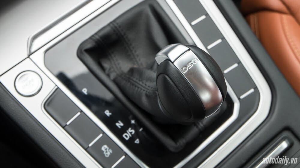 Đánh giá Volkswagen Passat 2016 – Sedan hạng D cho người trẻ - Hình 7