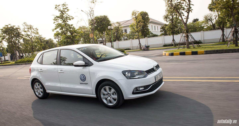 Đánh giá Volkswagen Polo hatchback 2016: Xe cho người thực dụng - Hình 1
