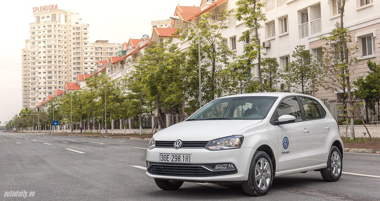 Đánh giá Volkswagen Polo hatchback 2016: Xe cho người thực dụng - Hình 2