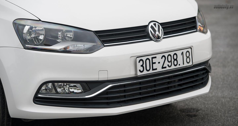 Đánh giá Volkswagen Polo hatchback 2016: Xe cho người thực dụng - Hình 3