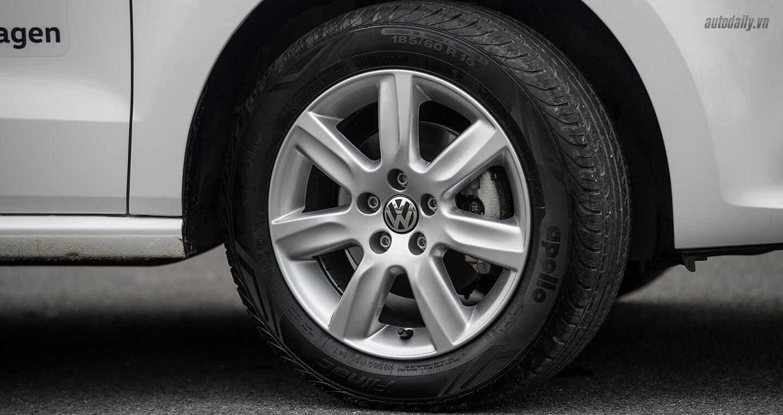 Đánh giá Volkswagen Polo hatchback 2016: Xe cho người thực dụng - Hình 4