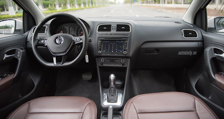 Đánh giá Volkswagen Polo hatchback 2016: Xe cho người thực dụng - Hình 6