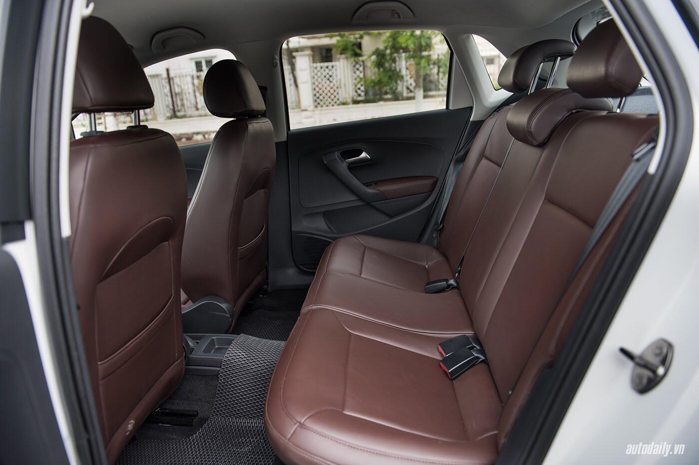 Đánh giá Volkswagen Polo hatchback 2016: Xe cho người thực dụng - Hình 8