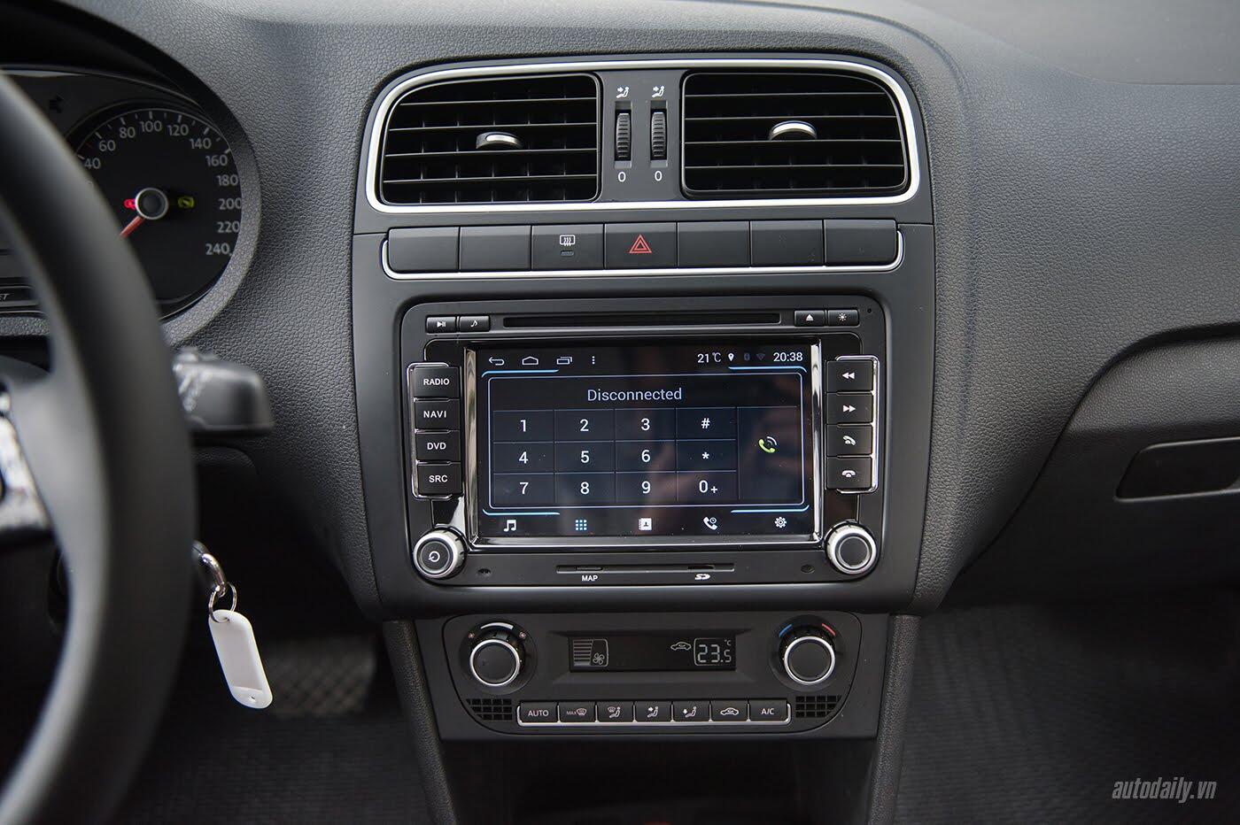 Đánh giá Volkswagen Polo hatchback 2016: Xe cho người thực dụng - Hình 9