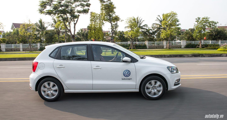 Đánh giá Volkswagen Polo hatchback 2016: Xe cho người thực dụng - Hình 10