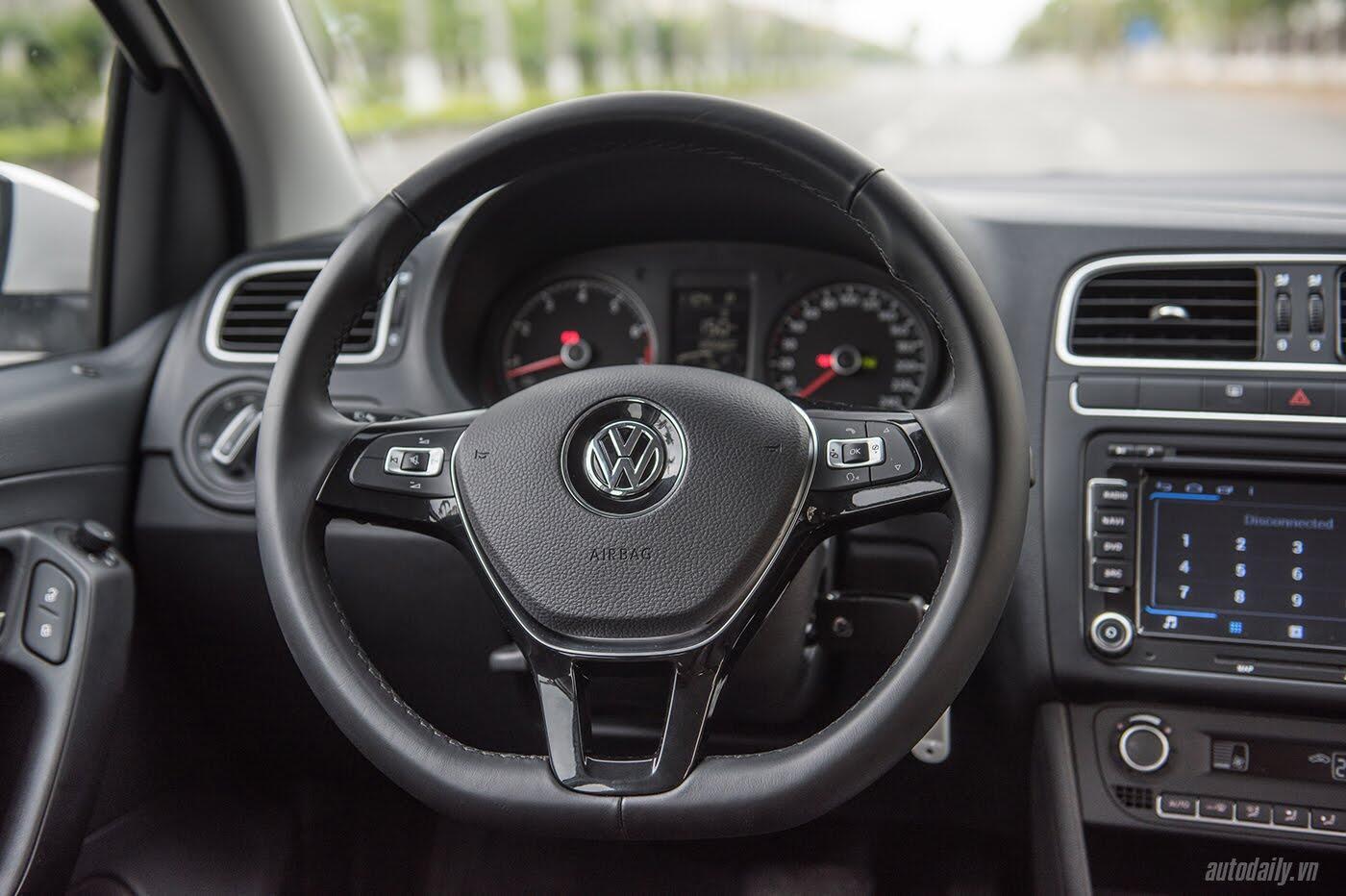 Đánh giá Volkswagen Polo hatchback 2016: Xe cho người thực dụng - Hình 11