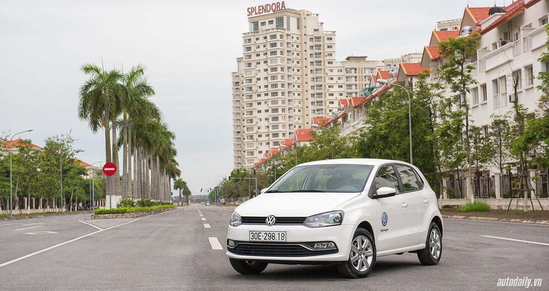 Đánh giá Volkswagen Polo hatchback 2016: Xe cho người thực dụng - Hình 12