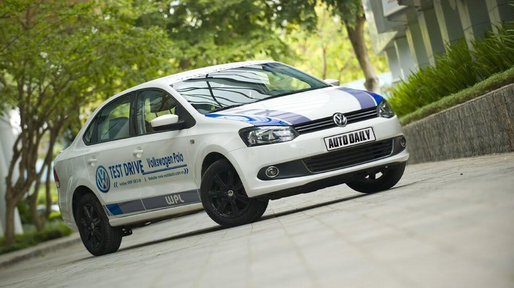 """Đánh giá Volkswagen Polo: Sedan đậm """"chất"""" Đức - Hình 1"""
