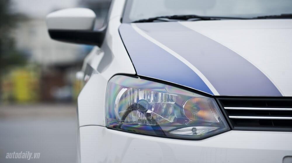 """Đánh giá Volkswagen Polo: Sedan đậm """"chất"""" Đức - Hình 3"""