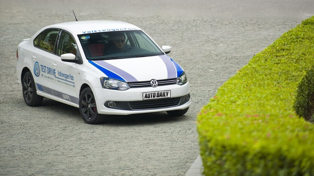 """Đánh giá Volkswagen Polo: Sedan đậm """"chất"""" Đức - Hình 12"""