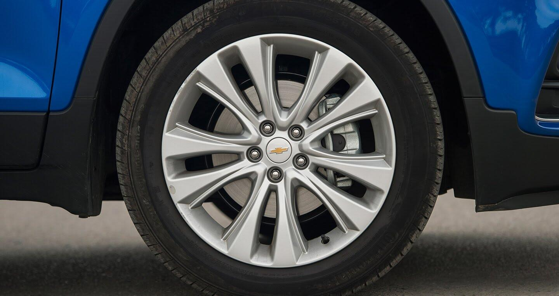 Đánh giá xe Chevrolet Trax LT 2017: Lựa chọn tốt trong phân khúc SUV 5 chỗ - Hình 4